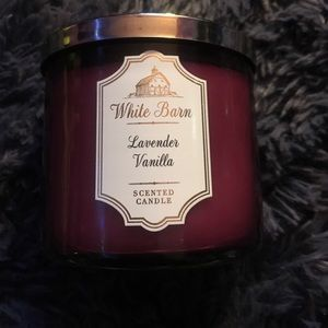 Bath and Body Works brand new candle